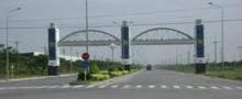 Đường 25C Nhơn Trạch