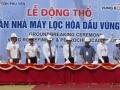 Chính thức khởi động dự án lọc dầu 3,2 tỷ USD tại Phú Yên